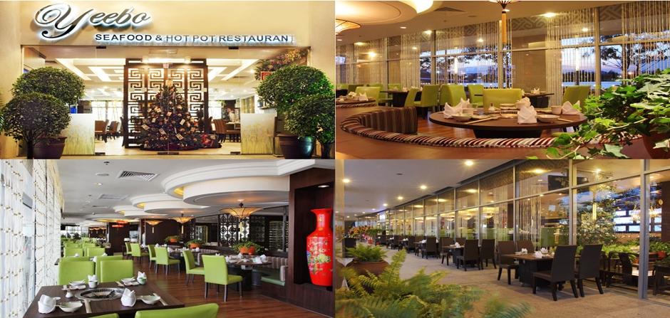 Yeebo Restaurant - The Crescent Residence 3