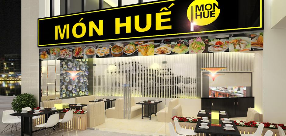 Mon Hue Restaurant - The Crescent Residence 1